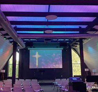 Church Interior Remodel